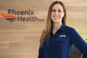 Victoria Anderson Phoenix Health Fund