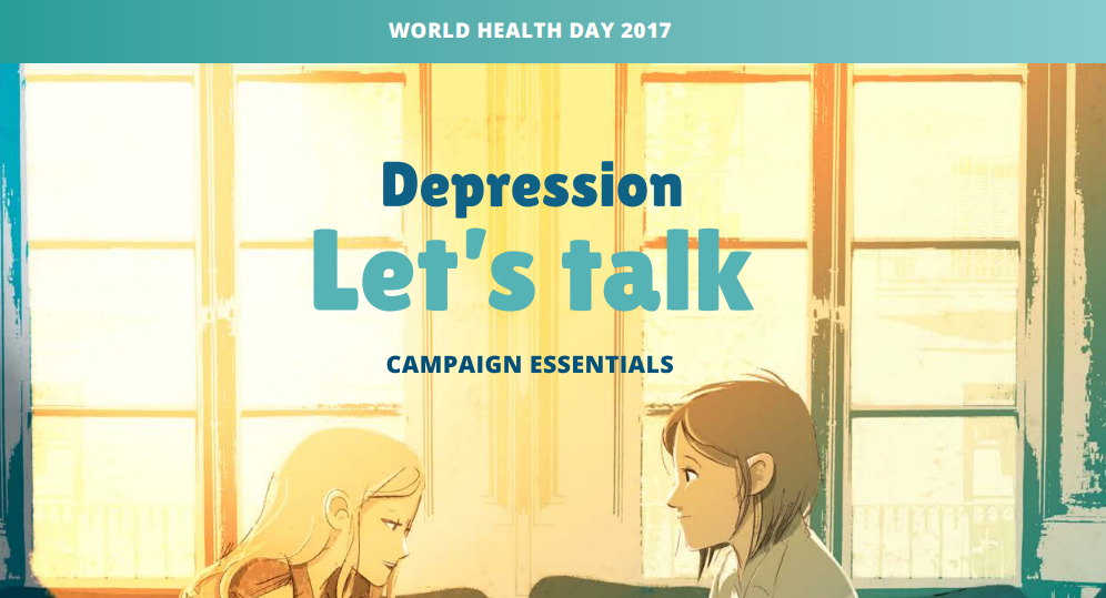 Let's talk about Depression