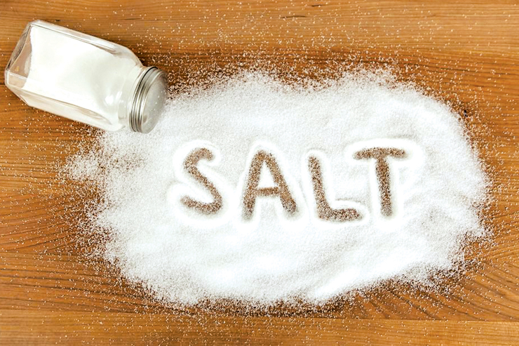 Are You Eating Too Much Salt