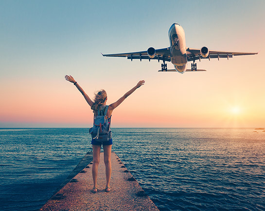 <h2>Hassle-free<br />Travel Insurance</h2>